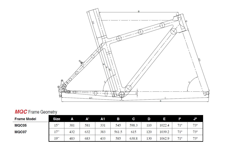 362bcde481 ... MTB pevný karbonový rám 26