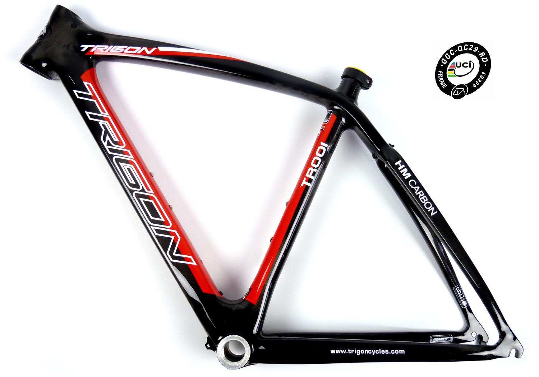 Road Carbon Frame Set Trigon Tr001 Tr426 Bsa Biketone